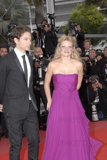 Mélanie Thierry et Raphael