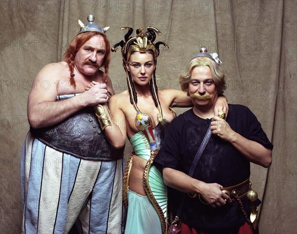 L'équipe du film Astérix & Obélix : Mission Cléopâtre