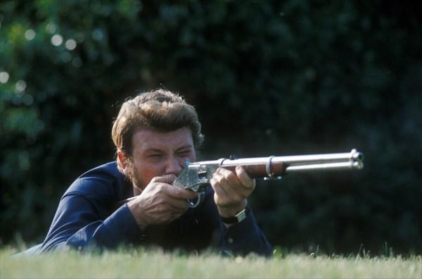 Johnny Hallyday (1966)
