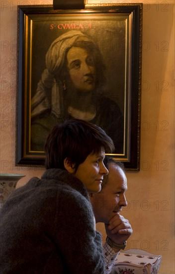 Alix et Etienne de Montille