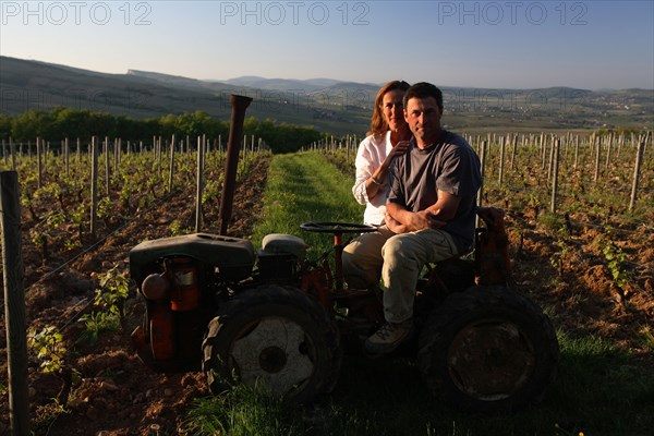 Claire et Fabio Gazeau-Montrasi