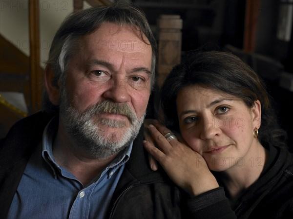 Agnès et René Mosse