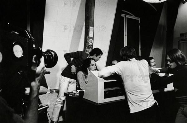 Gilbert Montagné, Jean-Marie Périer, Claude Barrois