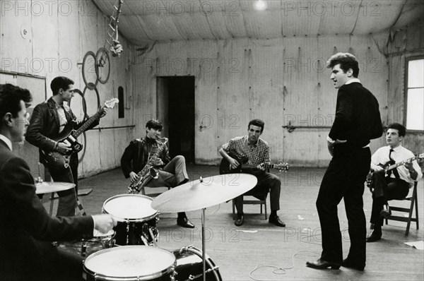 Eddy Mitchell - Olympia 1963