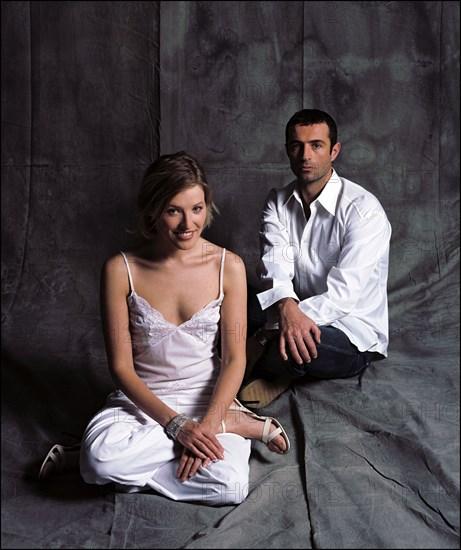 Estelle Martin et Victor Robert