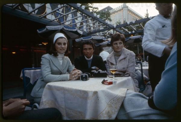 Sheila, Jean-Marie Périer et Anne-Marie Périer
