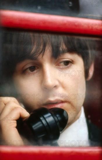 Paul McCartney à Londres