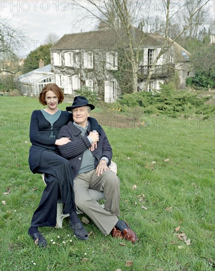 Delphine Rich, Claude Rich