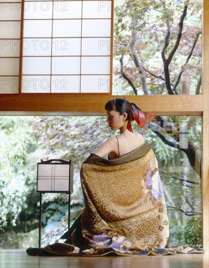 Mannequin en Kenzo