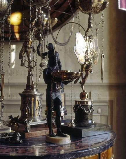 Intérieur de la maison de Gianni Versace