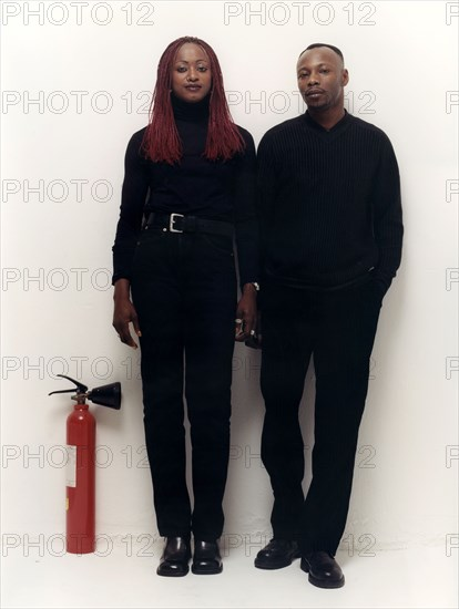 Eunice Barber et Mc Solaar