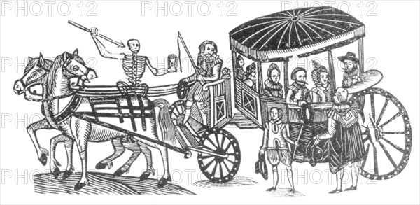 Great Plague of London, 1665