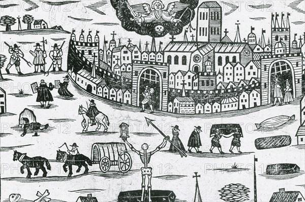 Black Death, Medieval Bubonic Plague