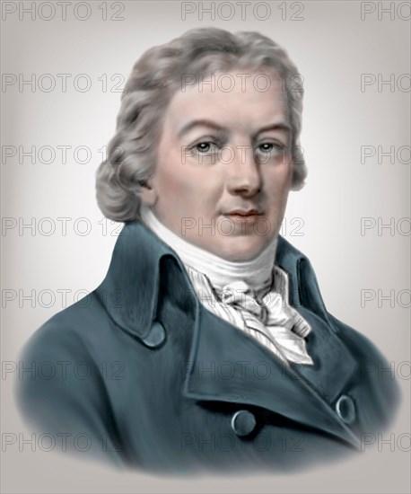 Edward Jenner 1749-1823 English Physician Surgeon Scientist