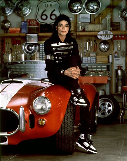 Michael Jackson, 1987