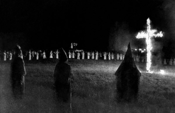 Ku Klux Klan Celebration
