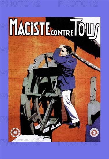 Maciste Contre Tous 1920